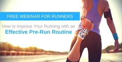 Pre-Run Routine Webinar WordPress Image